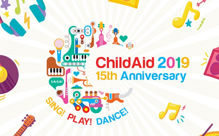 Year-End Holidays 2019: ChildAid 15th Anniversary Concert Sing! Play! Dance!
