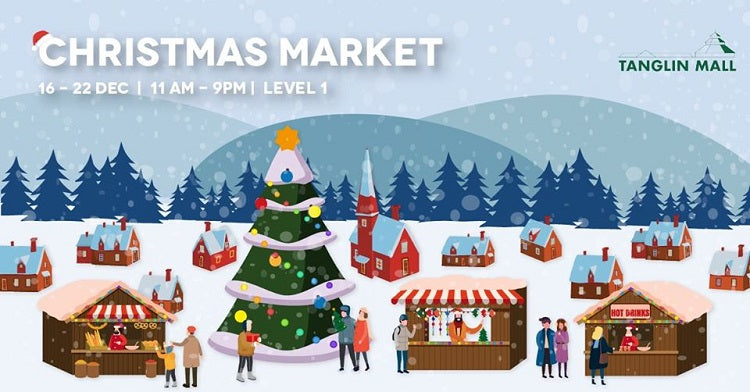 Christmas 2019 Markets, Bazaars and Fairs in Singapore - Christmas Market by The Social Exchange