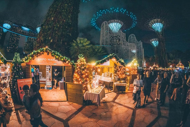 Christmas 2019 Markets, Bazaars and Fairs in Singapore - Christmas Wonderland Festive Market