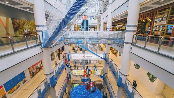 4 Family-Friendly Malls in Singapore - City Square Mall