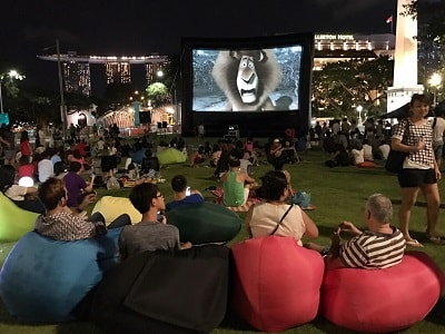 Things to do this Weekend: Countdown to 2018 at Marina Bay with Your LOs! - Movie Screening