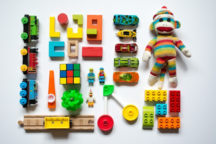 Things to do at Home with Your Kids - Cleaning Toys