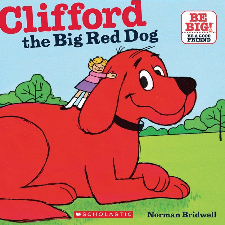 New Kids-friendly Movies to Expect in 2020 - Clifford The Big Red Dog