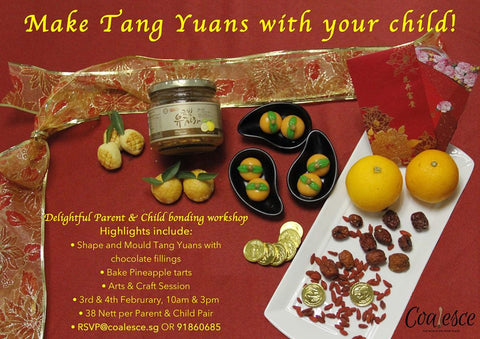 Things to do this Weekend: Top 5 Chinese New Year Craft Workshops Just for Your LOs! - Coalesce
