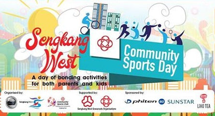 Get Active with Your Little Ones at the Community Sports Day!