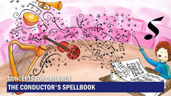 Immerse Yourself in an Enchanting Musical Performance at The Conductor's Spellbook!
