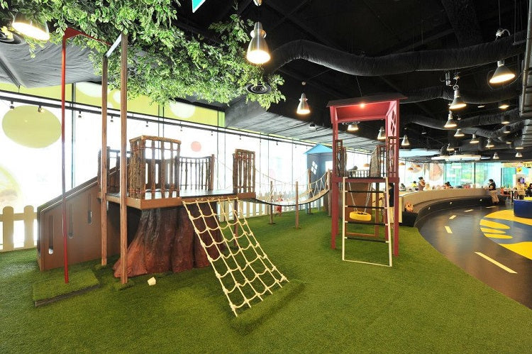 Cool De Sac Indoor Playground