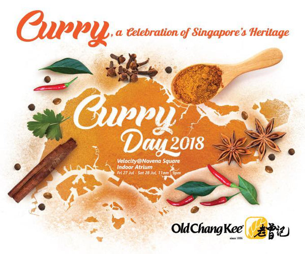 6 Foodie Experience to Not Miss at this Singapore Food Festival! - Curry Day 2018
