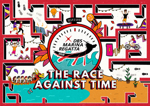 Revel in the High-Spirited Festivities at DBS Marina Regatta 2019!