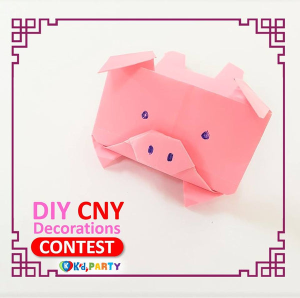 DIY CNY Decorations Contest