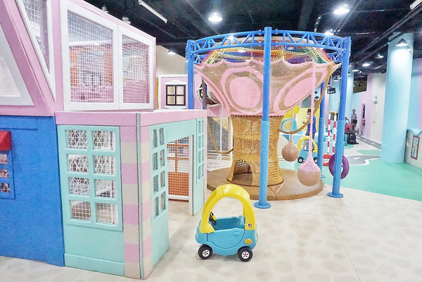 SMIGY | New Playground at PLQ Mall