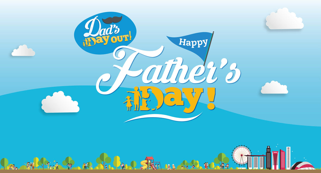 Have a Jolly Good Time with Your Family at Dad's Day Out!