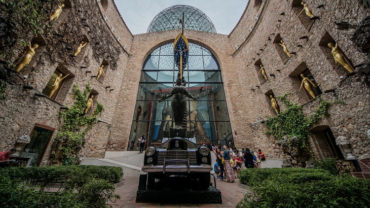 Noteworthy Museums to Explore from Home - Dali Theatre-Museum
