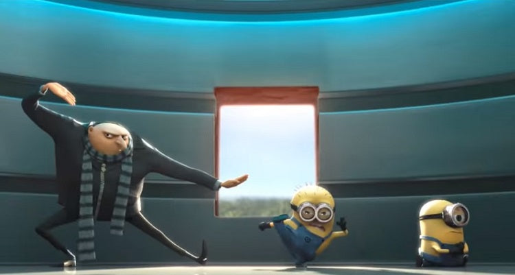 Your Ultimate Guide to Enjoying a Family Homecation Part 2 - Movie Night/Despicable Me