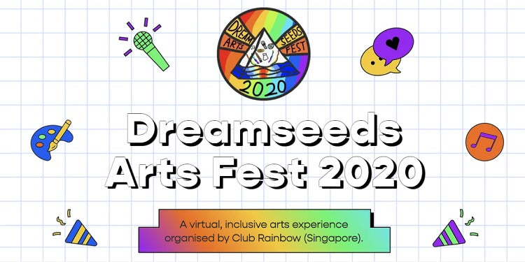 Dreamseeds Arts Fest 2020 [Inclusive Event]
