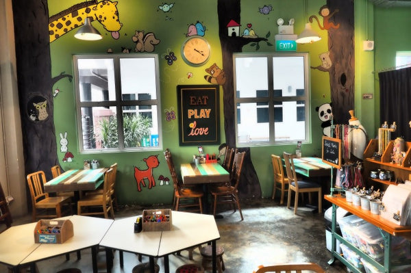 10 Best Places to Eat Out with Your Little Ones