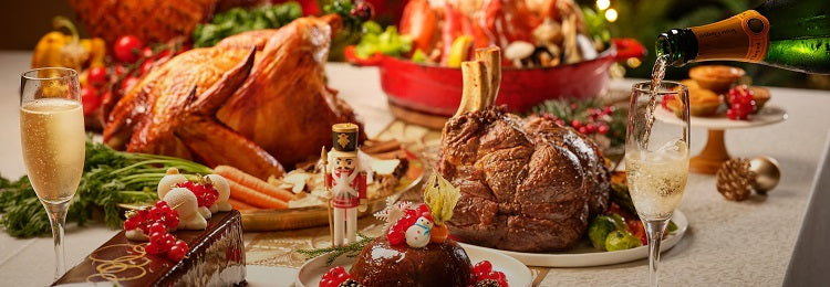 Restaurants for a Family Dinner this Christmas - Edge at Pan Pacific