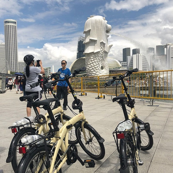 Enchantment of Marina Bay Tour by City Scoot