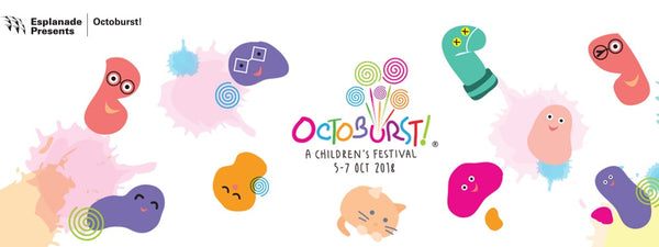 Must Go: 5 FREE Octoburst! 2018 Programs to Check Out with Your Little Ones!