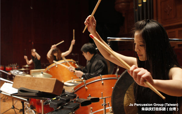 Things to do this Weekend: Kick-Off a Lively Chinese New Year Celebration with Your Little Ones @ Esplanade! -percussion