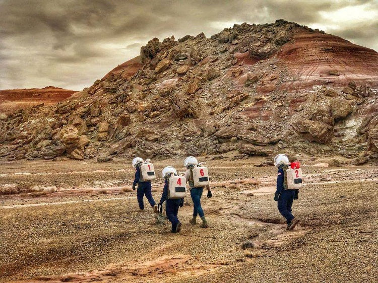 Experience on Mars Desert Research Station