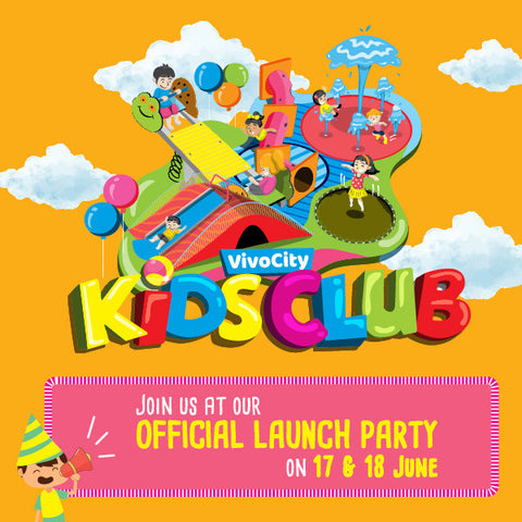 Vivocity Kids Club