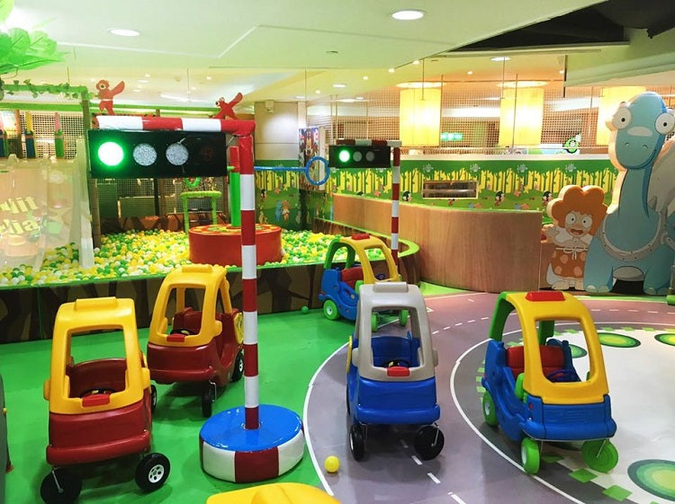 Indoor Playgrounds in Taipei - FEBO