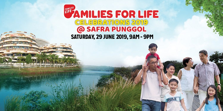 Bond with Your Little Ones at Families for Life Celebrations 2019!