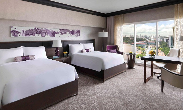 Fairmont Singapore - Staycation Offer - Kids Stay for Free