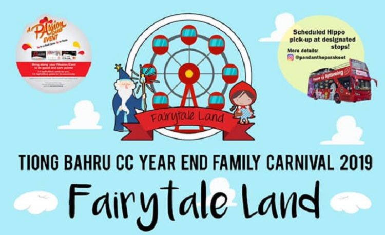 Year-End Holidays 2019: Fairytale Land