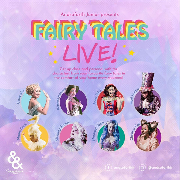 Fairytales Live by 22Stories