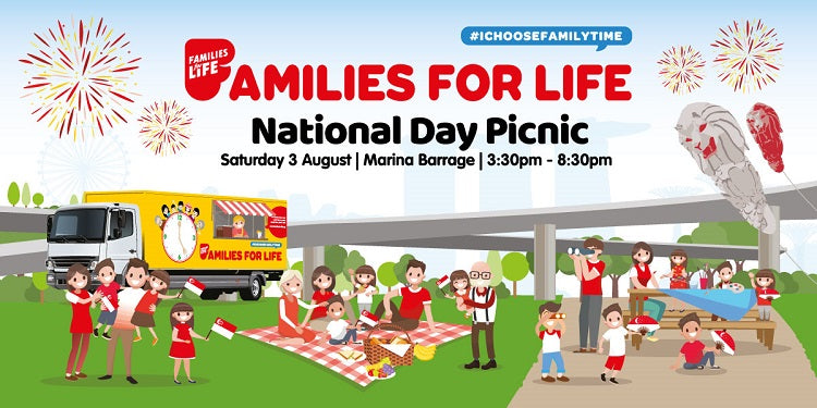 Gather Your Little Ones for a High-Spirited National Day Picnic!