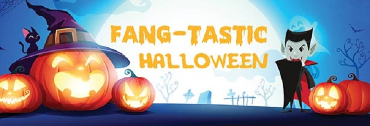 Kids-friendly Halloween Events - SAFRA Fangtastic Halloween
