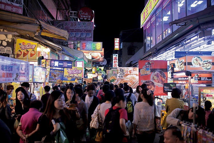 6 Places in Taichung to Visit with Your Family - Feng Jia Night Market