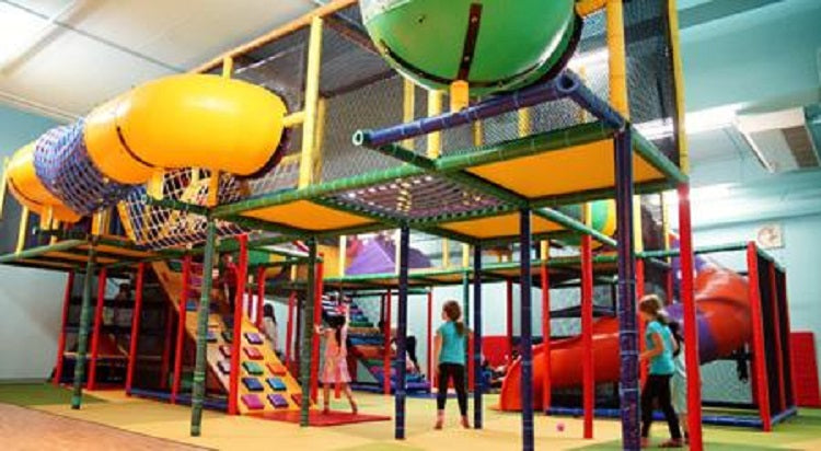Fidgets Indoor Playground