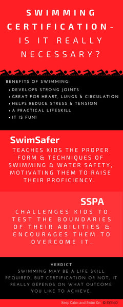 Expert Series: Swimming Certification for Your Little Ones – Is It Necessary?