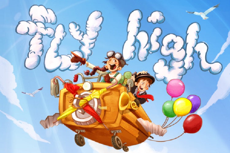 Upcoming Kids-friendly Performances - Fly High