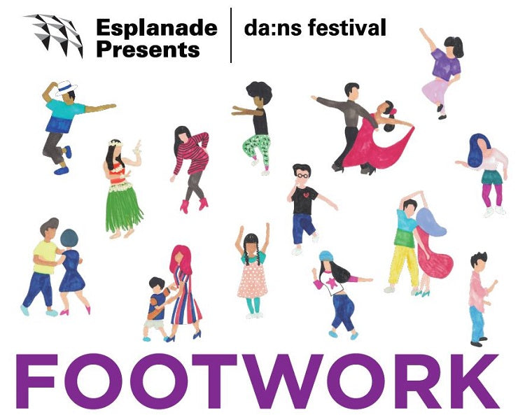 Partner Up with Your Lil' Ones & Get Dancing at Footwork!