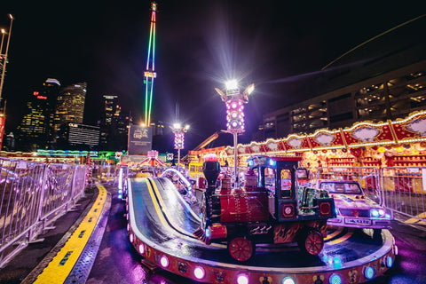 Things to do this Weekend: Head Down to Prudential Marina Bay Carnival with your Little Ones! - Formula 3000