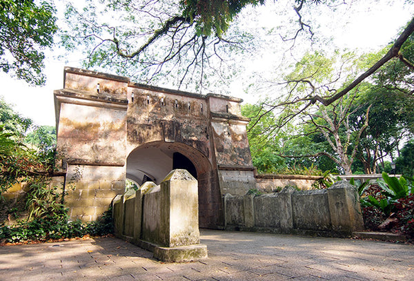 Discover Singapore's History at Fort Canning Park