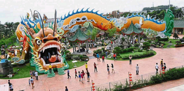 Fortune Dragon at Che Ann Khor