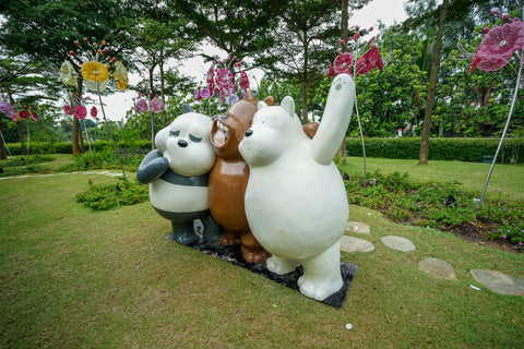 Funfest Sentosa We Bare Bears