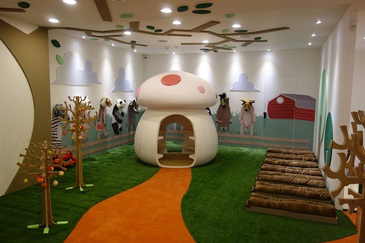 Indoor Playgrounds in Taipei - Fun Kid Fun