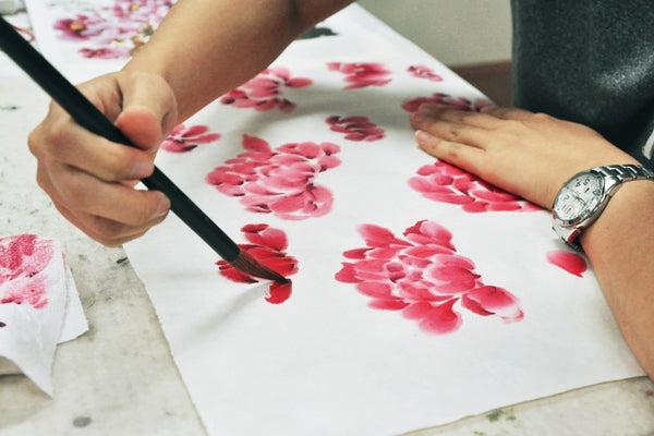Fun with Chinese Ink Painting Workshop