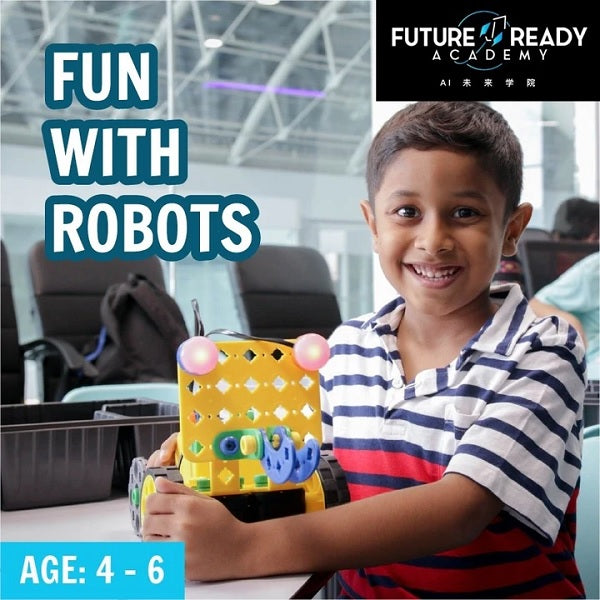 Future Ready Academy - Fun with Robots