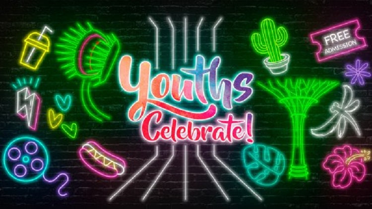 Revel in the Festivities of 'Youths Celebrate!' at Gardens by the Bay!