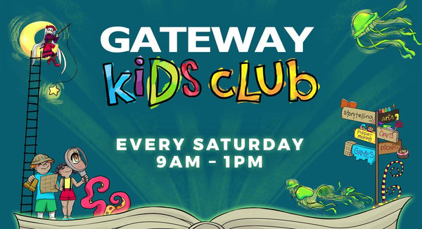Drop by Gateway Kids Club for Your Little Ones' Playtime!