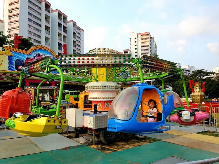 Have a Jolly Jamboree at the Geylang Serai Family Carnival!