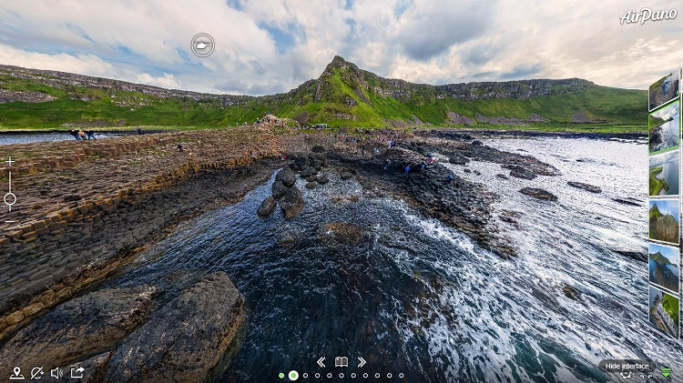 Giants Causeway | Northern Ireland Virtual tour