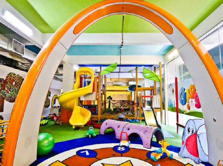 Giggles Indoor Playground